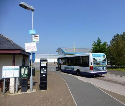 Dartmouth Park and Ride