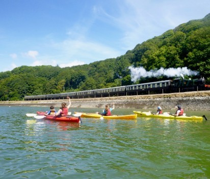 Sea Kayaking Courses in South Devon