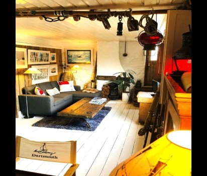 Paul Barclay Nautical Voyages Apartment, Dartmouth