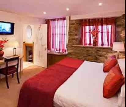 Royal Seven Stars, Totnes, south Devon