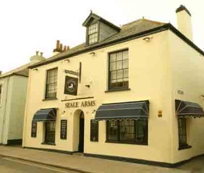 The Seale Arms, Dartmouth