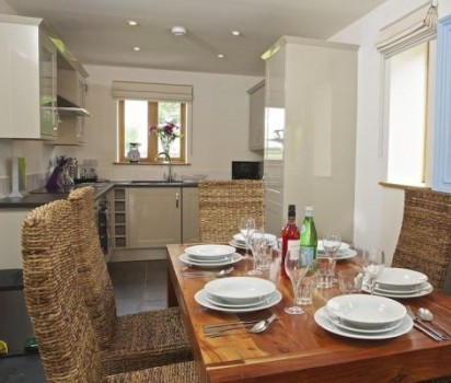 Dartmouth Green Luxury Self Catering cottages