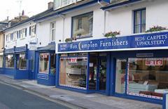 Ron Campion Furnishing Centre, Brixham, South Devon